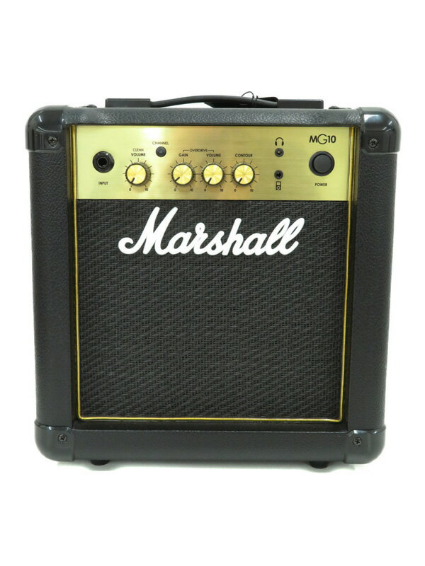 【Marshall】マーシャル『ギターアンプ』MG10G 1週間保証【中古】