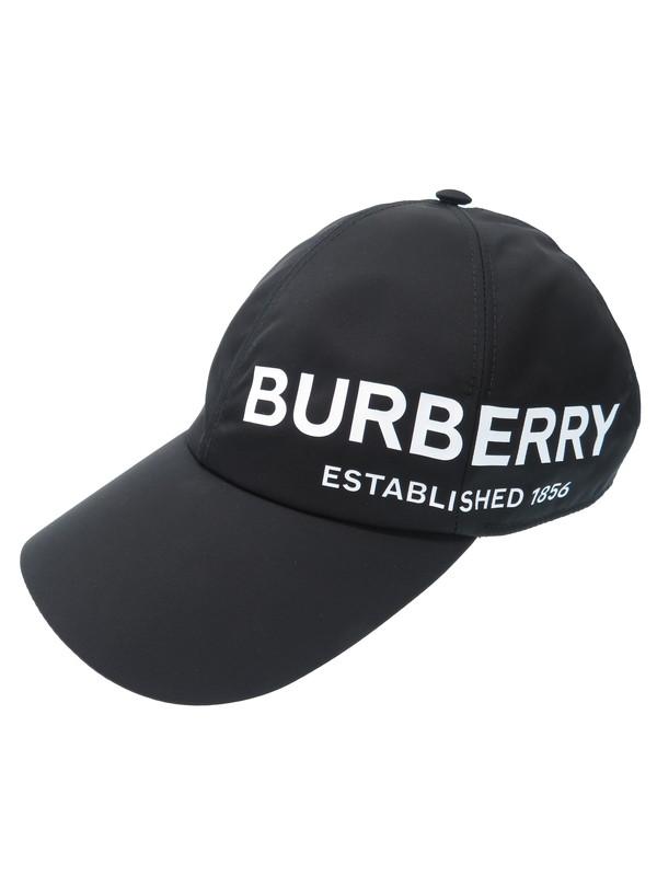 【BURBERRY】【ホースフェリープリント】【イタリア製】バーバリー『キャップ sizeM』8015894 19AW ユニセックス 帽子 1週間保証【中古】