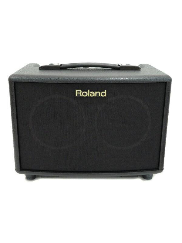 【Roland】ローランド『アコギ用アンプ』AC-33 1週間保証【中古】