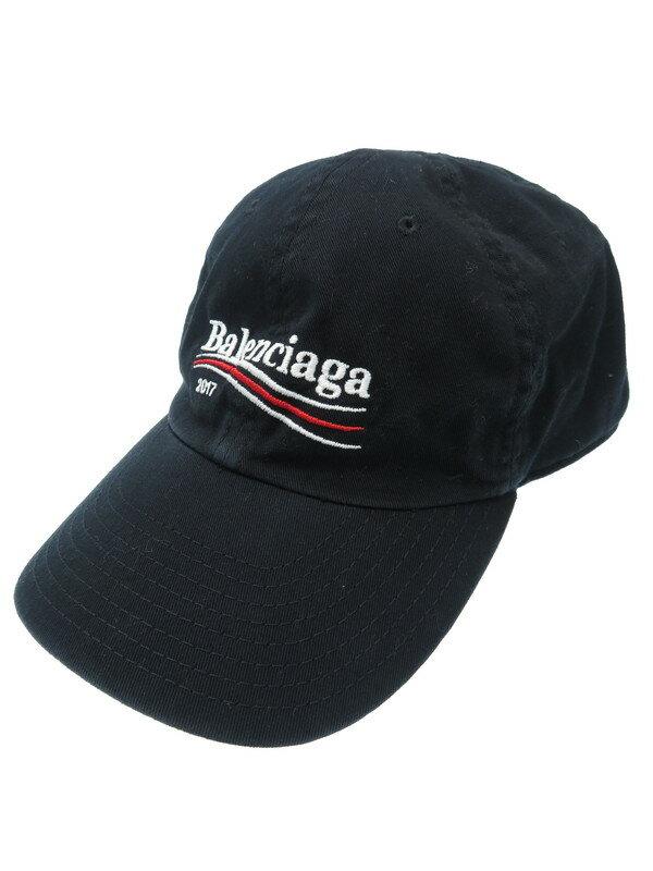 【BALENCIAGA】【イタリア製】バレンシアガ『キャップ sizeL 59』ユニセックス 帽子 1週間保証【中古】