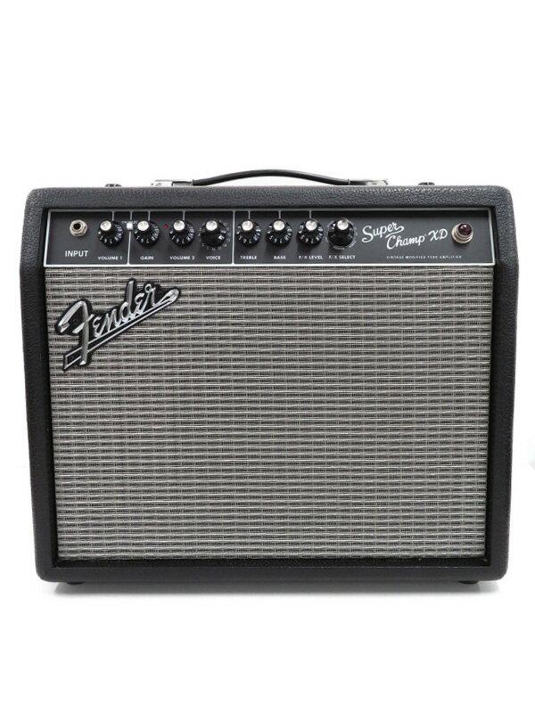 【Fender】フェンダー『ギターアンプ』SUPER CHAMP XD 1週間保証【中古】