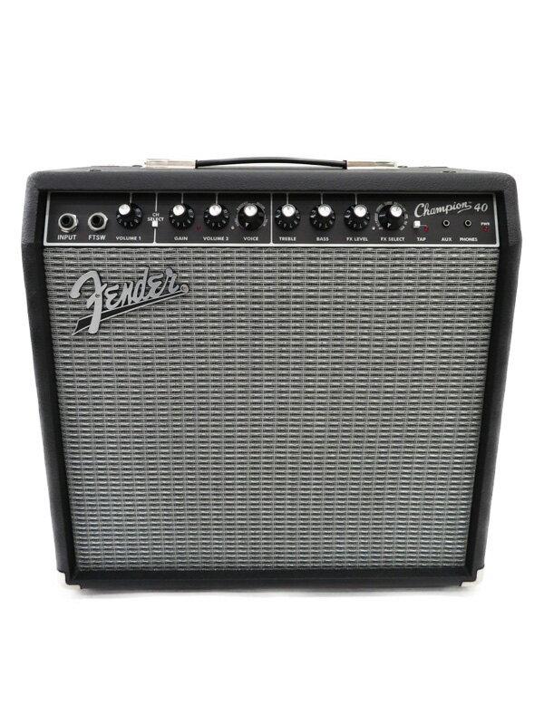 【Fender】フェンダー『ギターアンプ』Champion40 1週間保証【中古】