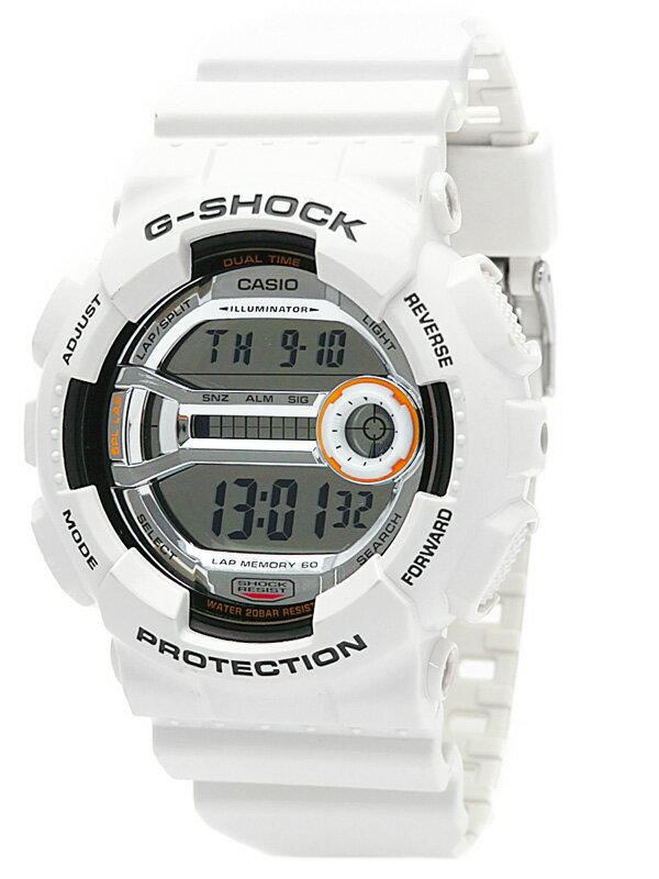 【CASIO】【G-SHOCK】カシオ『Gショック Lスペック』GD-110-7 メンズ クォーツ 1週間保証【中古】