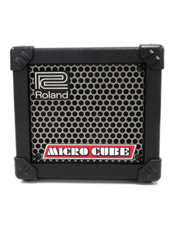 【Roland】【単3×6本】ローランド『ギターアンプ』MICRO CUBE 1週間保証【中古】