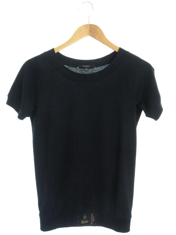 【GUCCI】【イタリア製】【トップス】グッチ『半袖カットソー sizeXS』259399 X3597 レディース Tシャツ 1週間保証【中古】