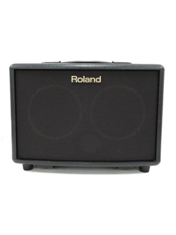 【Roland】【単3×8本】ローランド『アコギ用アンプ』AC-33 1週間保証【中古】