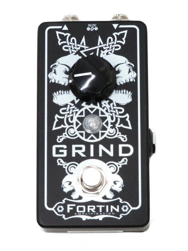 【Fortin Amplification】フォーティンアンプリフィケーション『ブースター』GRIND コンパクトエフェクター 1週間保証【中古】