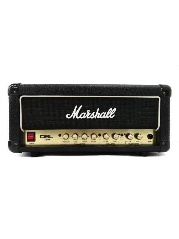 【Marshall】マーシャル『ギターヘッドアンプ』DSL15H 1週間保証【中古】