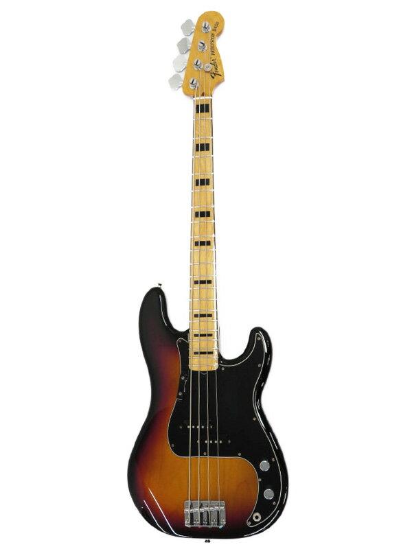 【FenderMEXICO】【Classic Series】フェンダーメキシコ『エレキベース』70s PRECISION BASS 2011年製 1週間保証【中古】