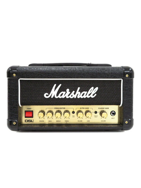 【Marshall】マーシャル『ギターヘッドアンプ』DSL1HR ギターアンプ 1週間保証【中古】
