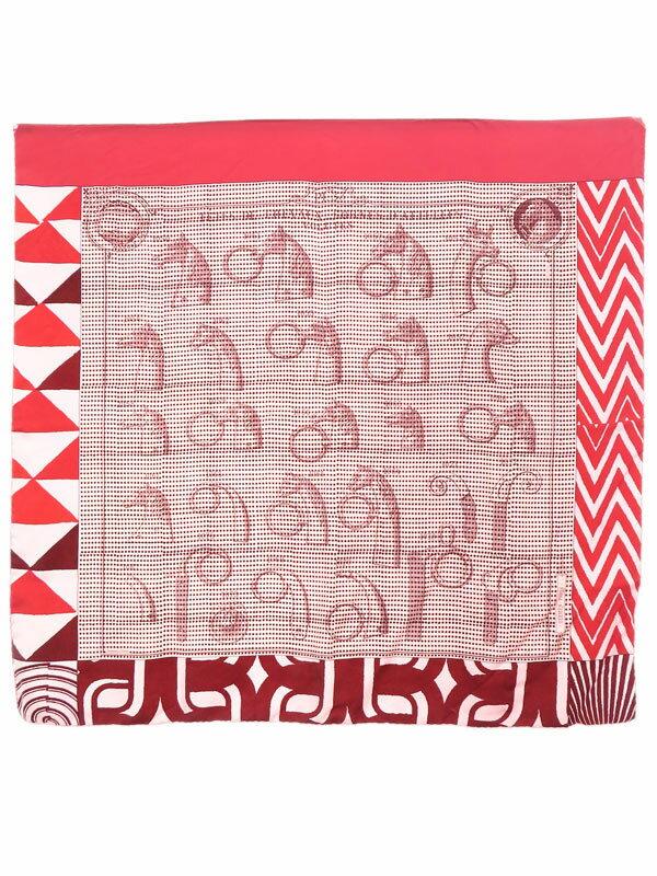 【HERMES】【TETES DE CHEVAUX CORNES D'ATTELLES】【馬】【フランス製】エルメス『カレ90』レディース スカーフ 1週間保証【中古】