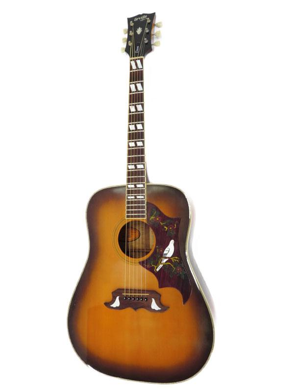 ギター, エレアコギター Orville by GibsonE.Dove 1991 1