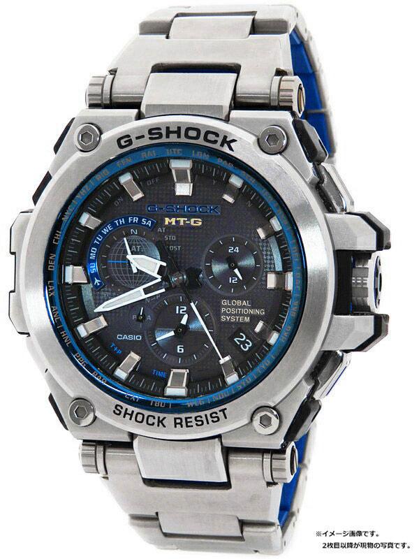 腕時計, メンズ腕時計 CASIOG-SHOCKGPSG MT-GMTG-G1000D-1A2JF GPS 1