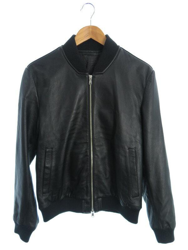 【J.PRESS】【アウター】ジェイプレス『レザージャケット sizeL』6683375 メンズ 革ジャン 1週間保証【中古】