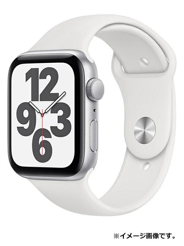 【Apple】【アップルウォッチ シリーズSE】【未開封】アップル『Apple Watch SE GPSモデル 44mm』MYDQ2J/A メンズ スマートウォッチ 1週間保証【中古】