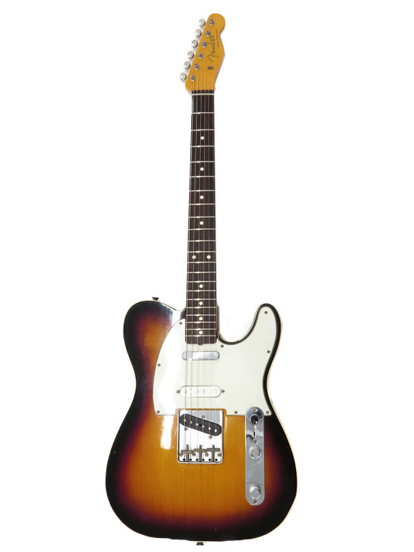 【Fender USA】【American Vintage】【工房メンテ】フェンダーUSA『エレキギター』'62 Custom Telecaster 1999年製 1週間保証【中古】