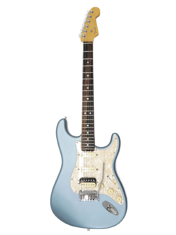 【Fender USA】【American Elite】フェンダーUSA『エレキギター』Stratocaster HSS SATIN 2018年製 1週間保証【中古】