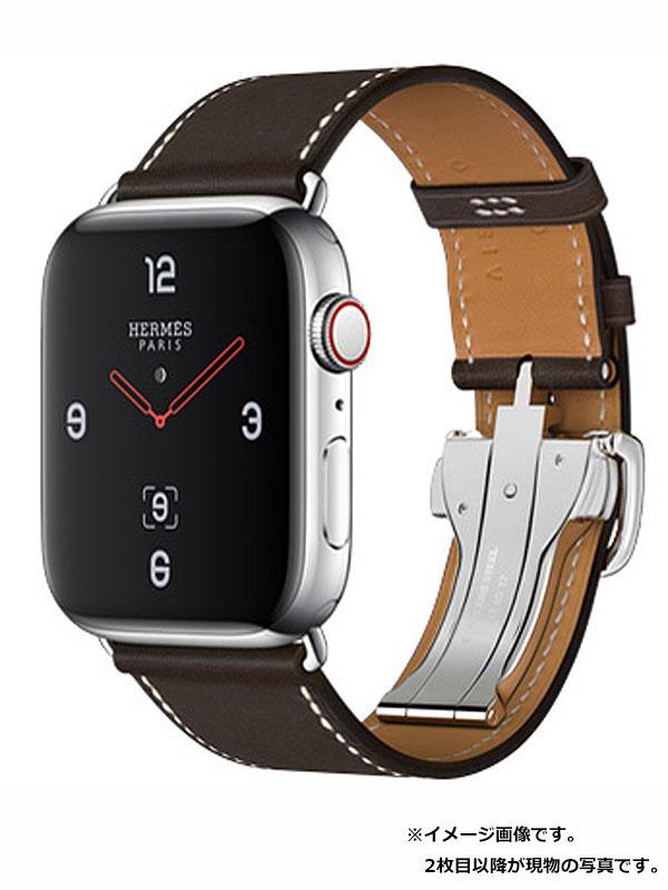 【Apple】【アップルウォッチ シリーズ4】アップル『Apple Watch Hermes Series 4 GPS+Cellularモデル 44mm』MU752J/A スマートウォッチ 1週間保証【中古】