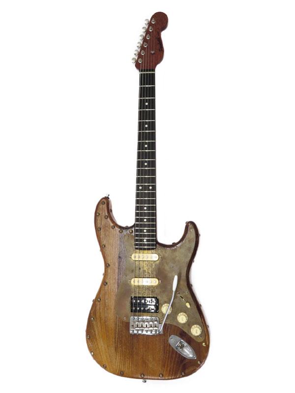 【Paoletti Guitars】【工房メンテ】パオレッティギターズ『エレキギター』STRATOSPHERIC Wine HSS 1週間保証【中古】