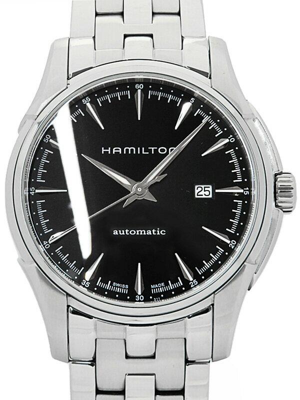 【HAMILTON】【裏スケ】ハミルトン『ジャズマスター ビューマチック』H32715131 メンズ 自動巻き 1週間保証【中古】