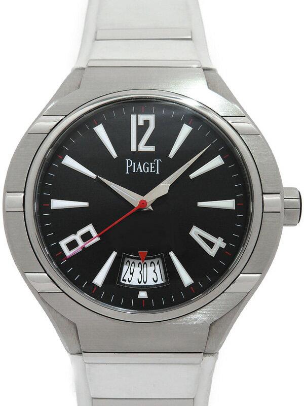 【PIAGET】【裏スケ】【OH・仕上済】ピアジェ『ポロ 45』G0A34011 メンズ 自動巻き 6ヶ月保証【中古】
