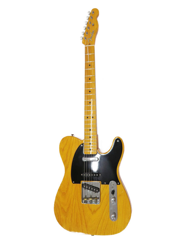 【Fender USA】【American Vintage】【工房メンテ】【リフレット済】フェンダーUSA『エレキギター』52 Telecaster 2003年製 1週間保証【中古】