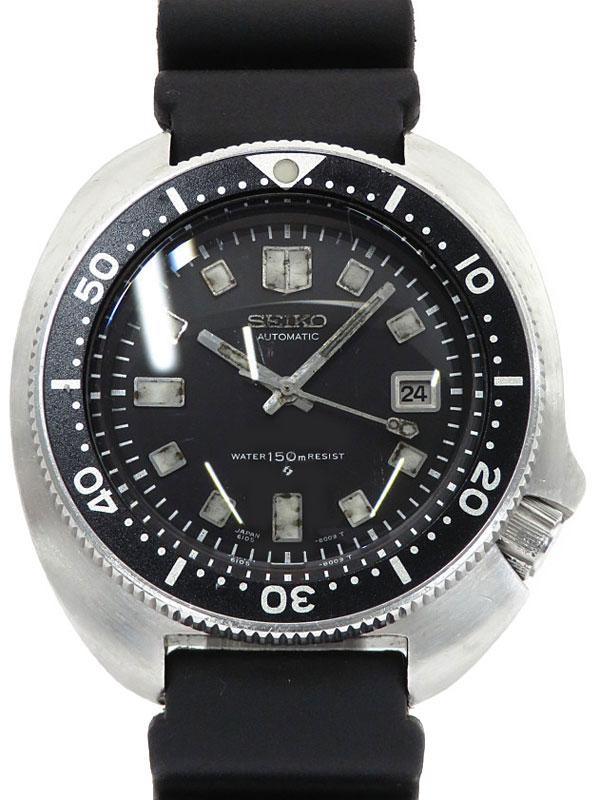 腕時計, メンズ腕時計 SEIKOOHCal.6105B6105-8110 41
