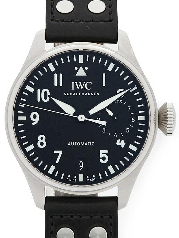 【IWC】インターナショナルウォッチカンパニー『ビッグ パイロットウォッチ』IW501001 メンズ 自動巻き 6ヶ月保証【中古】