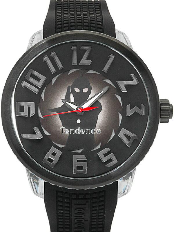 【Tendence】【300本限定】【'20年購入】テンデンス『FLASH 初代ウルトラマンモデル』TY532010 メンズ クォーツ 1週間保証【中古】