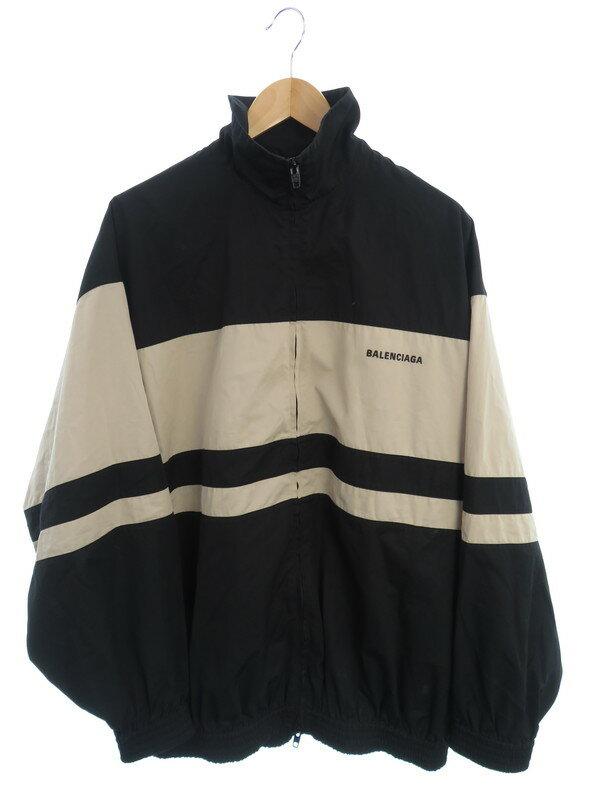 【BALENCIAGA】【アウター】バレンシアガ『コットンジップジャケット size44』623020 TIM39 2020 メンズ ブルゾン 1週間保証【中古】