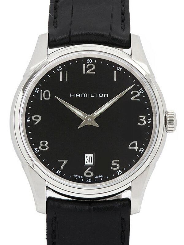 【HAMILTON】【美品】ハミルトン『ジャズマスター シンライン』H38511733 メンズ クォーツ 1週間保証【中古】