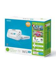 【数量限定特別価格】任天堂『WiiU(ウィーユー)すぐに遊べるファミリープレミアムセット+Wii Fi...