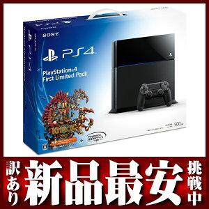 【数量限定特別価格】ソニー『PlayStation4 First Limited Pack』CUHJ-10000 500GB PS4 プレス...