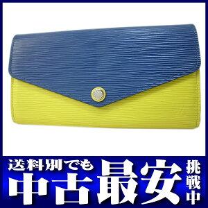 【Louis Vuitton】ルイヴィトン『ポルトフォイユ サラ』M60528 レディース 長財布 1週間保証【...