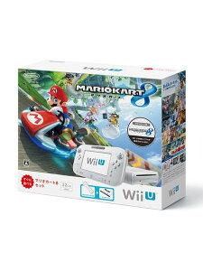 【数量限定特別価格】任天堂『WiiU(ウィーユー)すぐに遊べるマリオカート8セット』WUP-S-WAGH(J...
