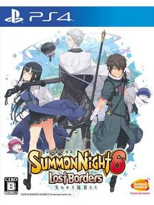 バンダイナムコゲームス『サモンナイト6 失われた境界たち』PLJS-70061 RPG PS4…