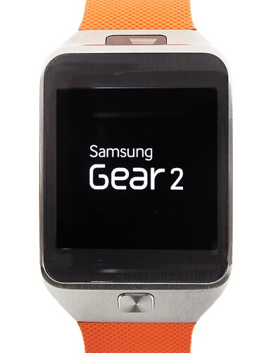 サムスン『Gear2』SM-R380 腕型端末 1週間保証b01w/h05AB