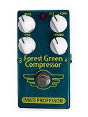 【MAD PROFESSOR】マッドプロフェッサー『コンプレッサー』Forest Green Compressor エフェクター 1週間保証【中古】b03g/h11AB