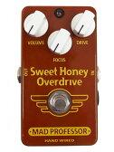 【Mad Professor】マッドプロフェッサー『オーバードライブ』Sweet Honey Over drive コンパクトエフェクター 1週間保証【中古】b03g/h20AB