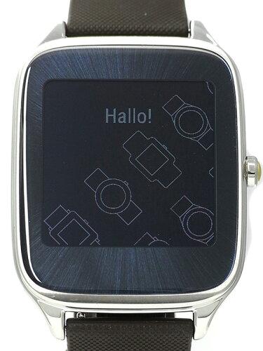 エイスース『Zen Watch2』WI501Q-SR-BW-Q メンズ ウェアラブル端末 1...