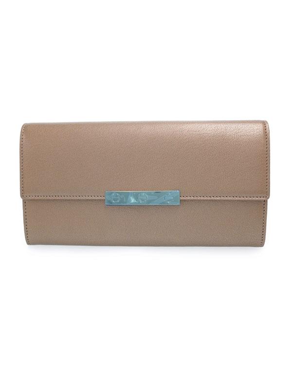 【Cartier】カルティエ『ラブコレクション 二つ折り長財布』L3001374 レディース 1週間保証【中古】