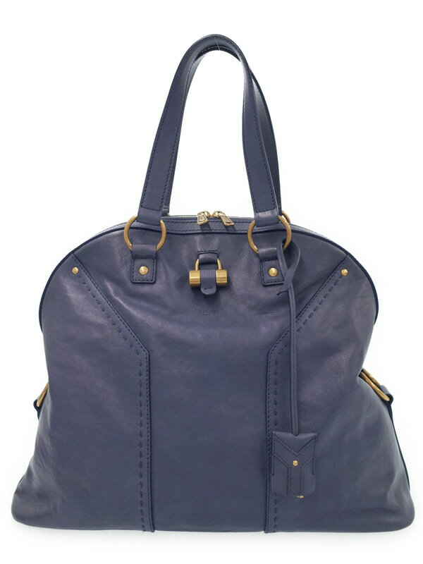 【Yves Saint Laurent】イヴサンローラン『ミューズバッグ』153959 レディース ハンドバッグ 1週間保証【中古】