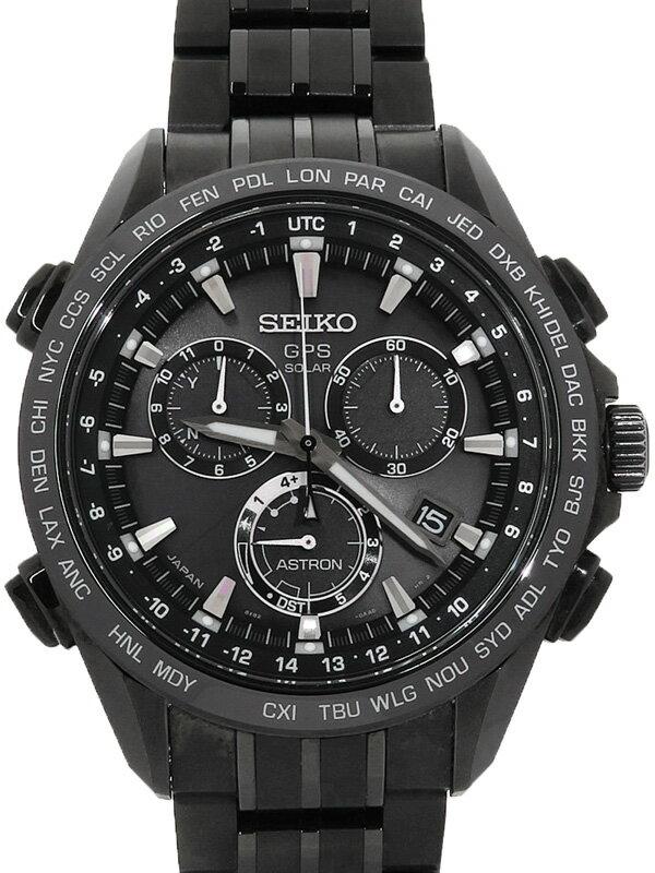 【SEIKO】セイコー『アストロン』SBXB009 59****番 メンズ ソーラーGPS 3ヶ月保証【中古】