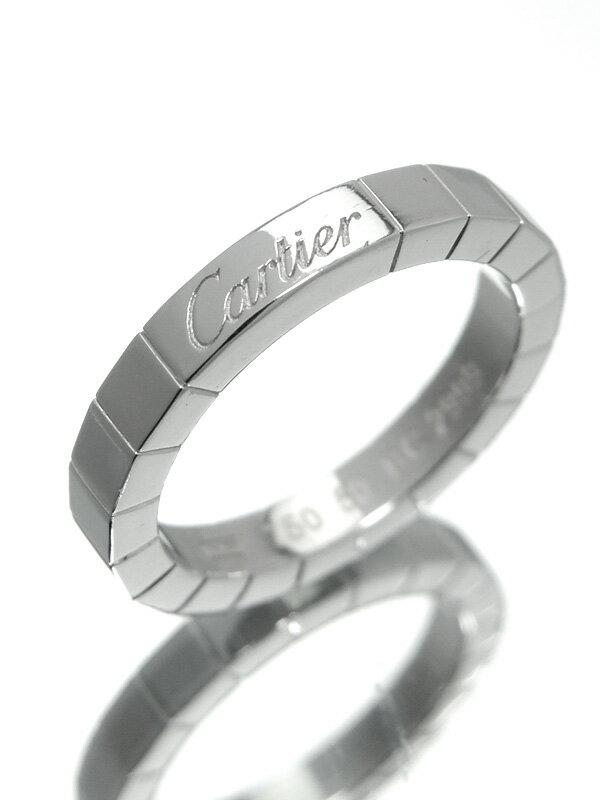 【Cartier】カルティエ『ラニエール リング』10号 1週間保証【中古】