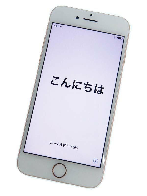 【Apple】【auのみ】アップル『iPhone 7 32GB au』MNCJ2J/A ローズゴールド iOS11.2.1 4.7型 白ロム ○判定 スマートフォン【中古】