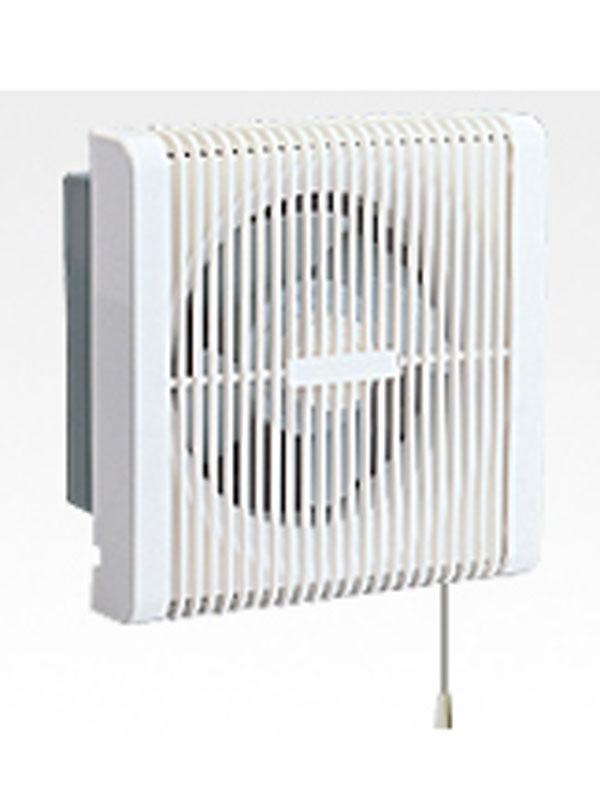 英電社『浴室用換気扇』EC-150B 壁埋込形 連動シャッター式 耐湿用スイッチ付 1週間保証【新品】