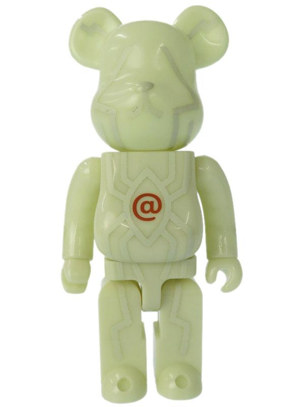 【MEDICOM TOY】【BE@RBRICK PUSHEAD 2003】メディコムトイ『ベアブリック』ユニセックス クマ 人形 1週間保証【中古】