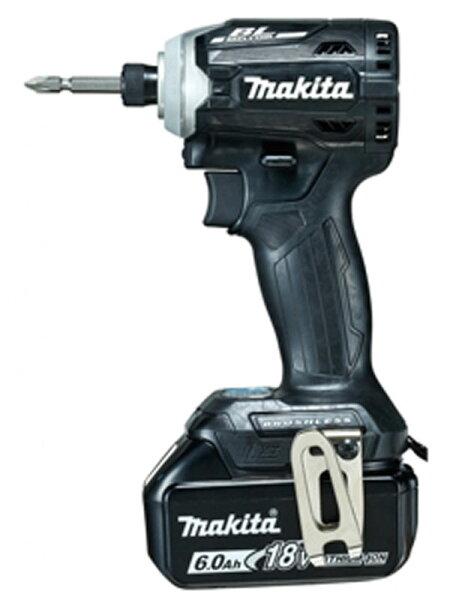 makita マキタ『充電式インパクトドライバ』TD171DRGXB黒18V6.0Ah×2インパクトドライバー1週間保証 新品