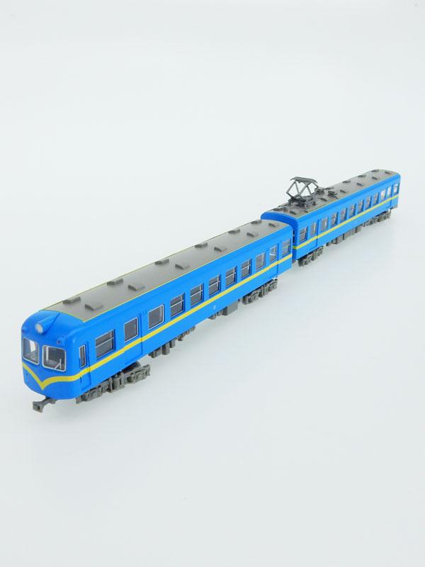 【Nishitetsu】【鉄道コレクション】西日本鉄道『大牟田線1000形 2両セット』西鉄 Nゲージ 鉄道模型 1週間保証【中古】