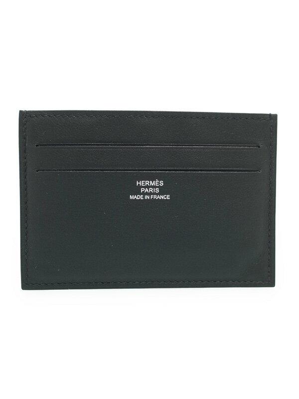 【HERMES】エルメス『シチズン ツイル カードケース』064276CAAB T刻印 2015年製 メンズ 1週間保証【中古】